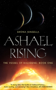 Ashael Rising Book Cover